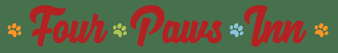Four Paws Inn Logo